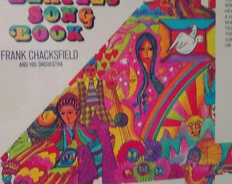 Chacksfield Plays The Beatles Song Book -- London Records -- LP Album -- Phase 4 Stereo