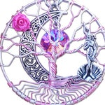 Aphrodite Tree of Life Pendant