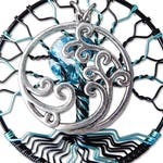 Poseidon Tree of Life Pendant