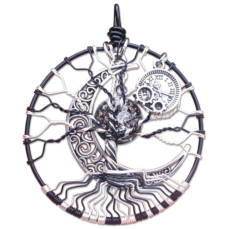 Kronos Tree of Life Pendant image 0