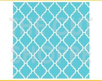 The Moroccan Backsplash cut file is availalbe in 8.5x11 and 12x12 sizes for your scrapbooking and papercrafting projects.
