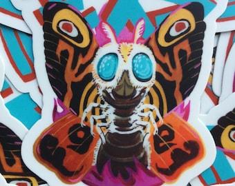 Mothra Sticker
