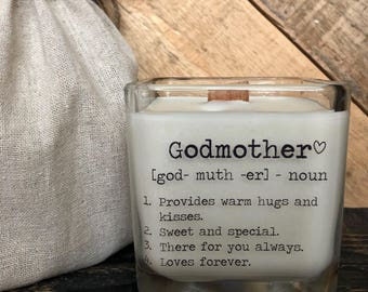 Godmother Gift / Godmother Proposal / Gifts For Godmother / Mother Day / Godmother Birthday Gift / Godmother Definition / Godmother