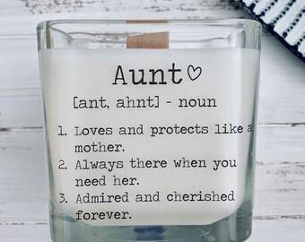 Gift Idea Aunt Etsy