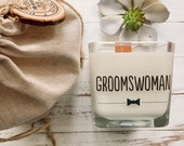 Groomswoman Gift, Will You Be My Groomswoman, Groomswoman Proposal, Groomswoman Personalized Gift, GIft For Groomswoman, Grooms Woman Gift