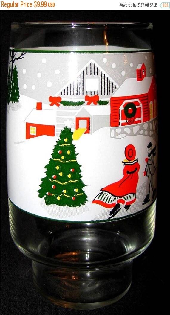 AUF Verkauf Sango hält Stille Nacht 3900 große Glas Kühler   Etsy