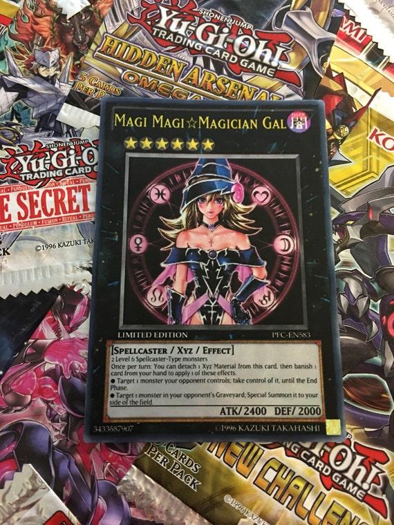 Yu-Gi-Oh Magi Magi Magician Girl ORICA