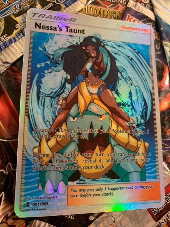 Orica Custom Trainer Full Art Card