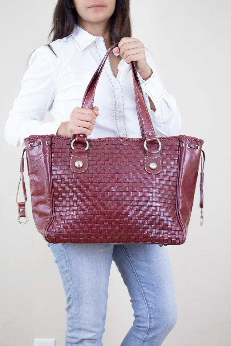 Leather tote bags for women large leather tote leather  a75857a266