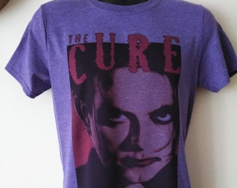 1730ea69c THE CURE T-SHIRT, Robert Smith Tee, Cool T-Shirt