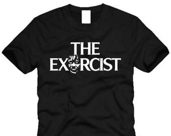 The Exorcist, Horror movie Lovers, El Exorcista, Cool Unique Tshirt,