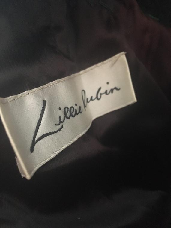 Vintage Lillie Ruben Formal