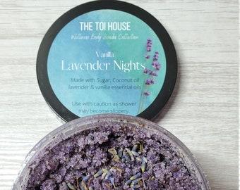 Vanilla Lavender Nights