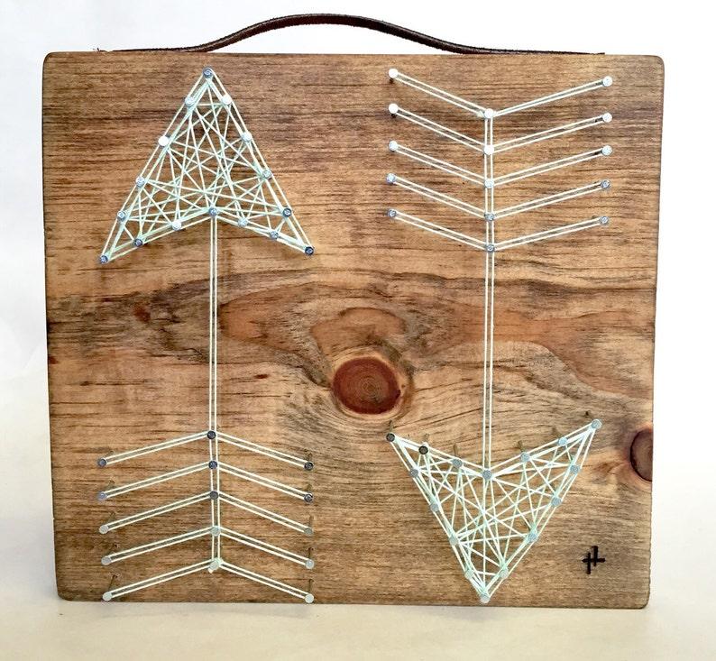 String Art, String Art Arrows