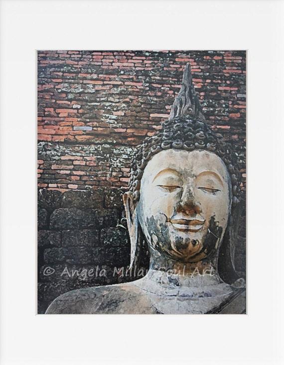 Buddha Thailand Fine Art Travel Photography Buddhism Etsy