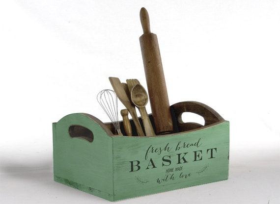 Bauernhaus Küchen Box personalisierte Küche Französisch | Etsy