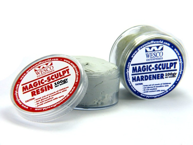 2 Komponenten Epoxy Modelliermasse fur Modellierung Figuren Figuren & Tabletops Magic Sculpt 200gr