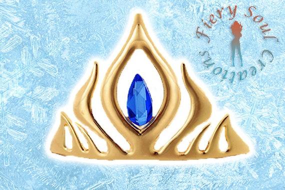 Frozen Elsa Cosplay Coronation Crown | Etsy