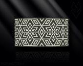 peyote bracelet pattern, odd count peyote pattern, peyote stitch, Toho Round pattern, pdf pattern, beading bracelet tutorial - Nordic