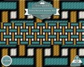 Loom bracelet pattern - G...