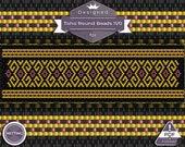 Netting pattern, 18k gold collection - pattern 3