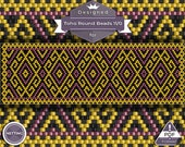 Netting pattern, 18k gold collection - pattern 2