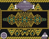 Netting pattern, 18k gold collection - pattern 4