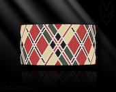 peyote bracelet pattern, even count peyote pattern, peyote stitch, Toho Round pattern, pdf pattern, beading bracele tutorial - Karo