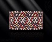 peyote bracelet pattern, odd count peyote pattern, peyote stitch, Toho Round pattern, pdf pattern, beading bracelet tutorial - Celtic knot
