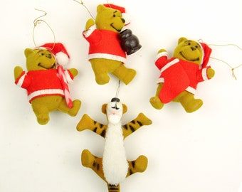 Tigger Christmas Ornaments.Tigger Ornament Etsy