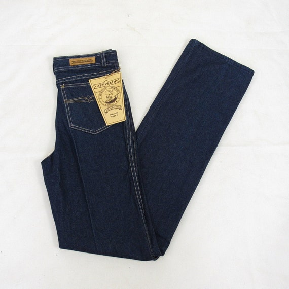 Early 1980s Vintage Jeans 28x36 ACTUAL 26x35 New w