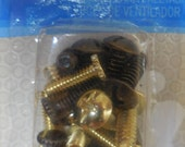 WESTINGHOUSE Fan LIGHT and BLADE Screws 77016 1 2 quot screws mixture of 5 32 and 3 16 sizes (20) Assorted sizes and finishes free shipping 1B3B