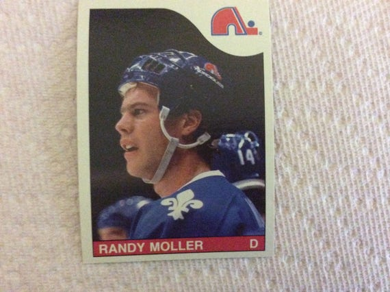 Randy Moller - Hockey 85/86 - #240