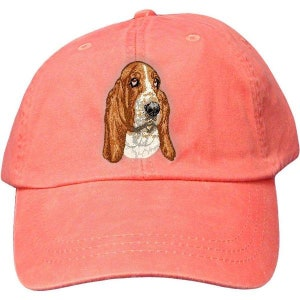 f301d3123be84 Basset Hound Custom Pet Embroidered Hat Dog Lover Gift Dad Hat Gift for Her  Best Friend Gift.  25.00. Golden Retriever ...