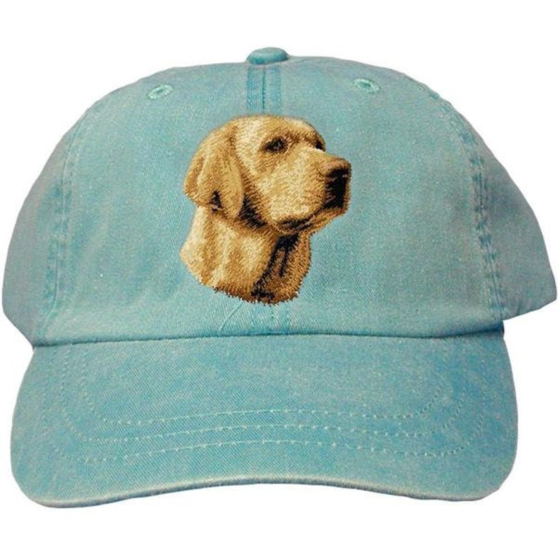 f65a47224dd85 Golden Retriever Custom Pet Embroidered Hat Dog Lover Gift