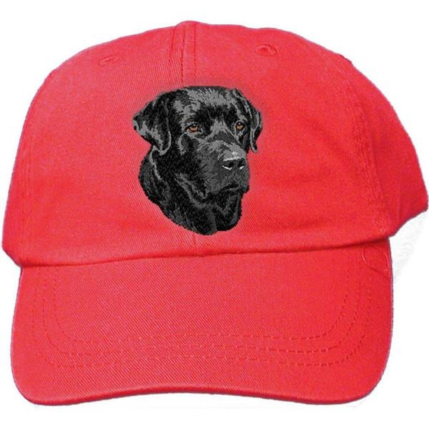 846d33a1405d6 Labrador Retriever Embroidered Caps