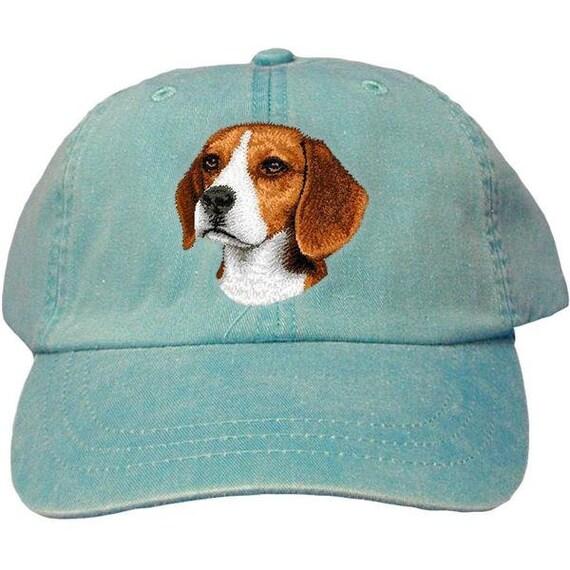 7f44cbd3338 Beagle Custom Pet Embroidered Hat Dog Lover Gift Dad Hat Gift