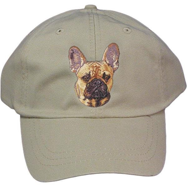 c862655de835e French Bulldog Custom Pet Embroidered Hat Dog Lover Gift Dad Hat ...
