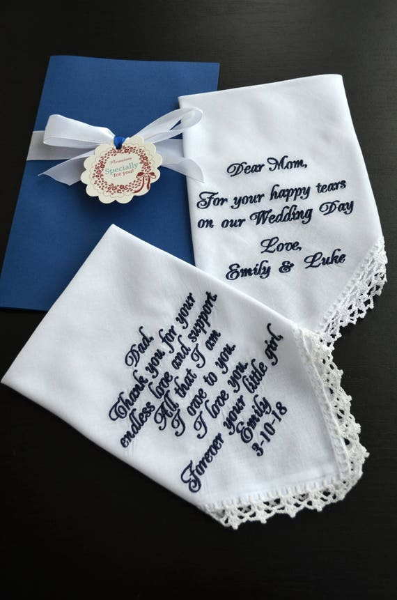 Wedding Gifts For Parents From Bride Gift For Mother Father Of Etsy