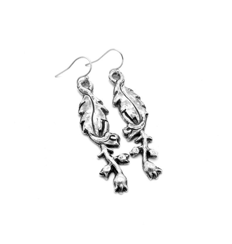 Earrings handmade earrings handmade dangle dangling image 0
