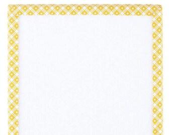 """7"""" Design Board by Lori Holt - Flea Market - Daisy Basket Weave"""