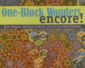 One Block Wonder Encore! by Maxine Rosenthal & Joy Pelzmann