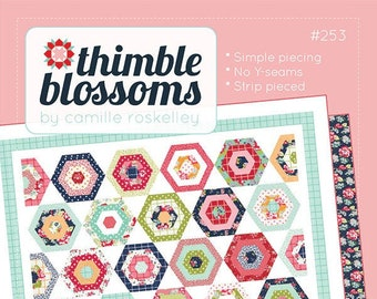 LOLLIPOP Quilt Pattern by Camille Roskelley for Thimble Blossoms
