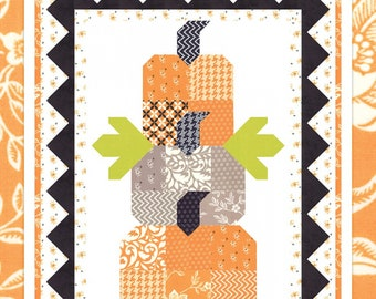 PUMPKIN TRIO Quilt Pattern by Joanna Figueroa for Fig Tree Quilts