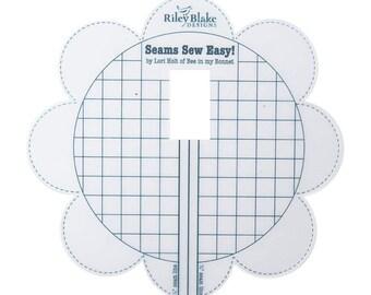 Seams Sew Easy by Lori Holt for Riley Blake -  Denim