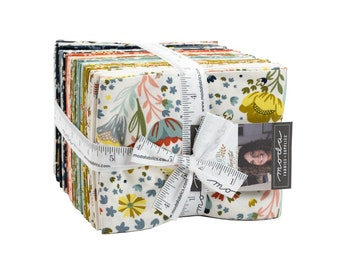 """Songbook by Fancy That Design House for Moda -  Fat Quarter Bundle - 34 pieces - 18"""" x 21"""" cuts"""