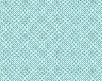 FLEA MARKET by Lori Holt for Riley Blake -  C10221 Basket Weave Cottage - 1/2 yd Increments, Cut Continuously OR Fat Quarter
