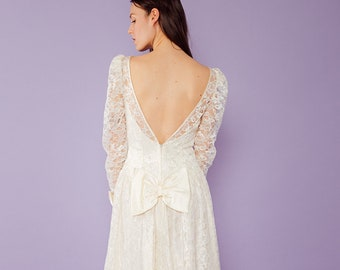 La Aurore - Lace Wedding Dress