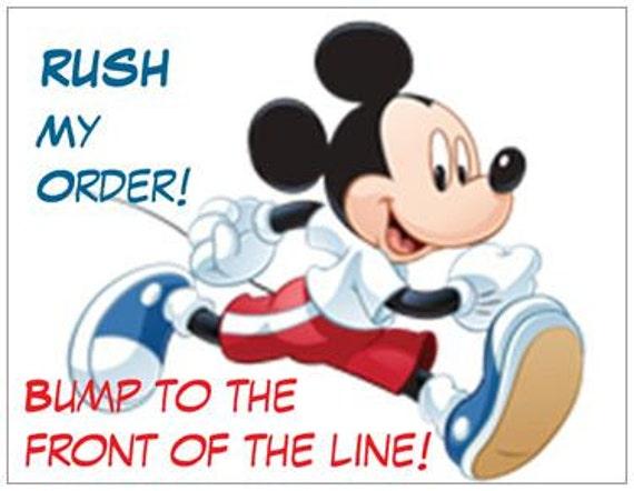 Rush my Order Please!!