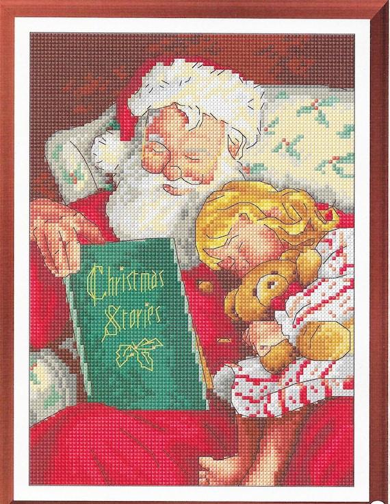 Xmas Collection Santa Holidays Christmas Cross Stitch Pattern